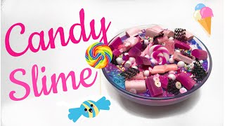 DIY Candy Slime