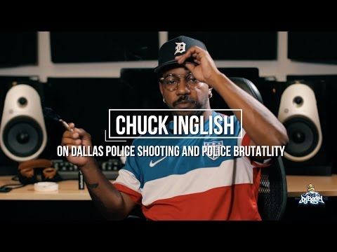 """Chuck Inglish: """"Anyone Who Says All Lives Matter is a Dick"""""""