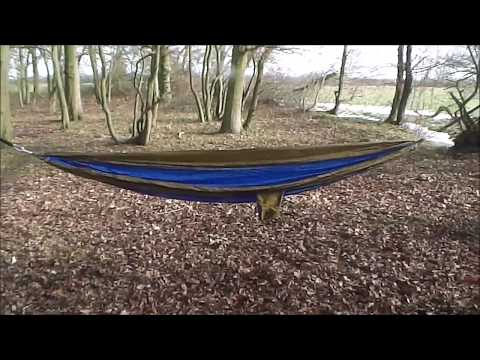 A Sunday Morning Brew in the Woods, New Gear Test