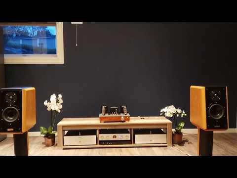Ruark Equinox + Single ended tube amp + Vincent SA-T1+ Musical Fidelity v-dac II