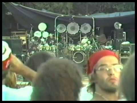 Grateful Dead Zoo Amphitheatre, Oklahoma City, OK 9/2/85 Complete Show
