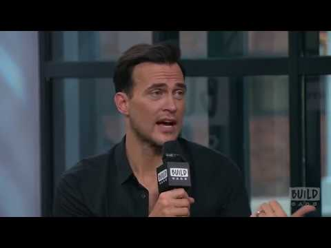 Cheyenne Jackson On Getting Naked And Singing Live