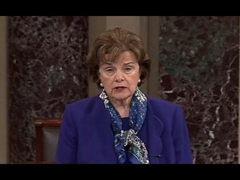 Senator Dianne Feinstein Admits CIA Spies on Congress