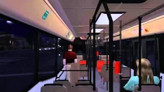 """Let´s Play Omsi der Omnibussimulator #027 -""""Ich fahre"""" Stargast :Videoboyist-"""