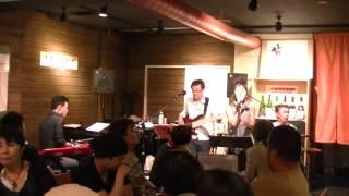 Ki-na & Lips Live at キンのツボ 20140830.