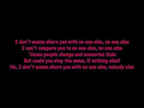 Backstreet Boys - Nobody Else