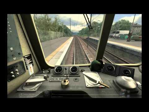 Train Simulator 2015, Class 101, Slip And Slide