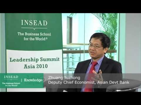 Zhuang Juzhong of the Asian Development Bank on Asian currencies