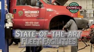 Dowell Automotive in Shadeland, IN - Fleet Services