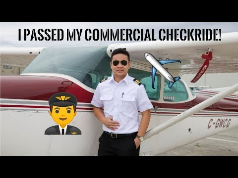 I'M NOW A COMMERCIAL PILOT - Day In The Life