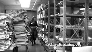 Archival Training Collaborative (ATC): Workshops and Training for Managing Historical Materials