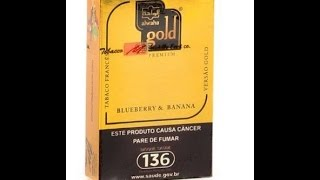 Review *18 Awaha Gold BlueBerry & Banana