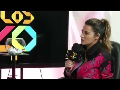 Maite Perroni em entrevista para #Los40 (31.08.16)