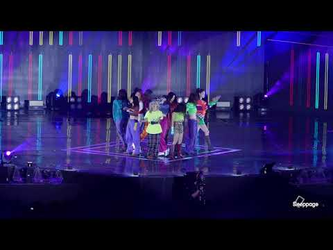 [4K] 181003 이걸스 E-girls Perfect World & Follow Me & Dance With Me Now @ ASIA SONG FESTIVAL