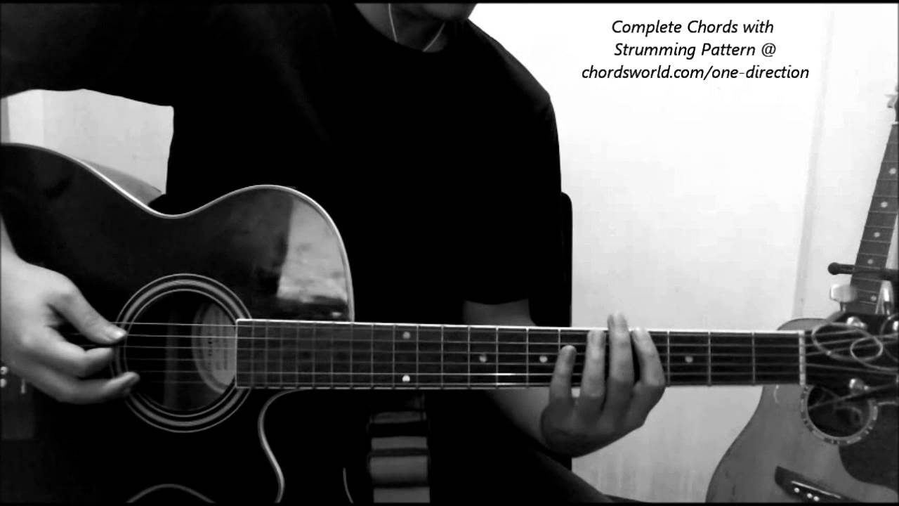 One Direction Stockholm Syndrome Chords Youtube