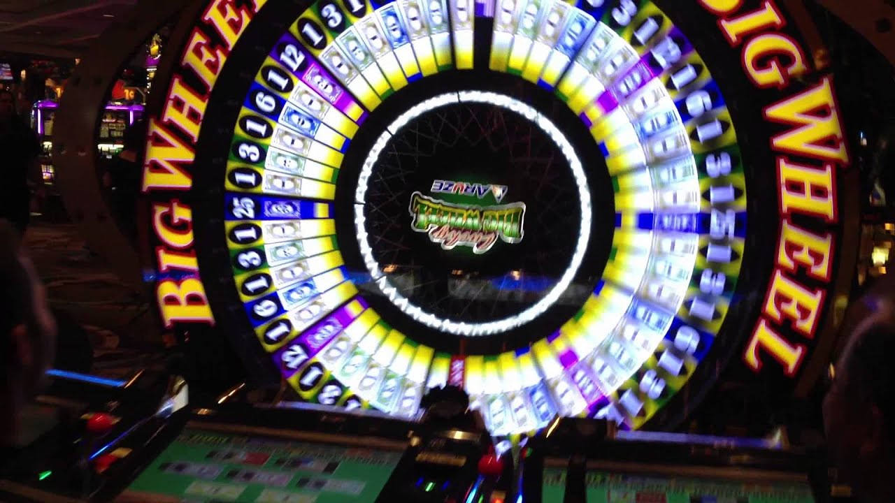 The Big Wheel – Big Wheel Online Gambling