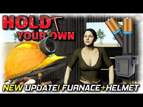 Furnace, Helmet and More New Update | Hold...