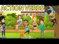 Action Verbs Vocabulary