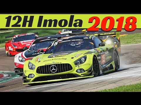 12h Imola 2018 Powered by Hankook Highlights - Close Call, Fly-Bys & Pure Sound!