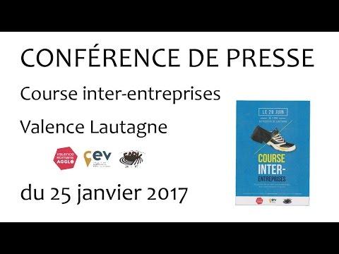 Conférence Course Inter entreprise 2017