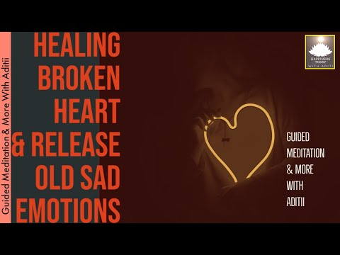Break Up - Healing & Closure |Letgo Guided Meditation |Let It Go