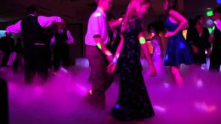 Stahl Wedding Thriller Dance fog!!!