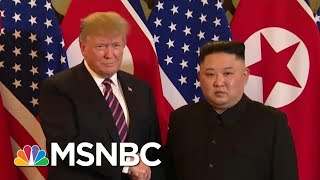 U.S. And North Korea Don't Reach Nuclear Agreement At Summit | Velshi & Ruhle | MSNBC