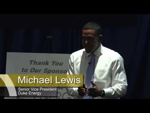 Leaders Up Close:  Michael Lewis, Senior VP, Duke Energy