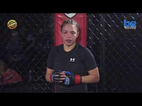 HRMMA 117 Fight 8 Ashley Innocent vs Nataly Rivera 145 Female Ammy
