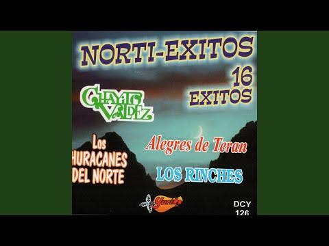 los huracanes del norte media vida album version
