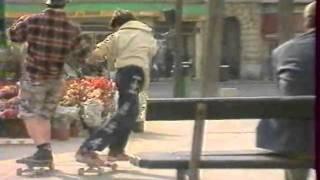 Thrashers skate old school
