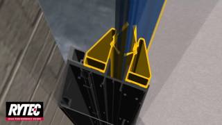Rytec Turbo-Seal® Insulated High-Performance Roll-Up Door
