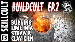 BuildCult Ep.1, Seashell Lime Burn in