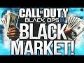 "Black Ops 3 ""BLACK MARKET"" Trading System! (COD BO3 Black Market Economy Trade System)"