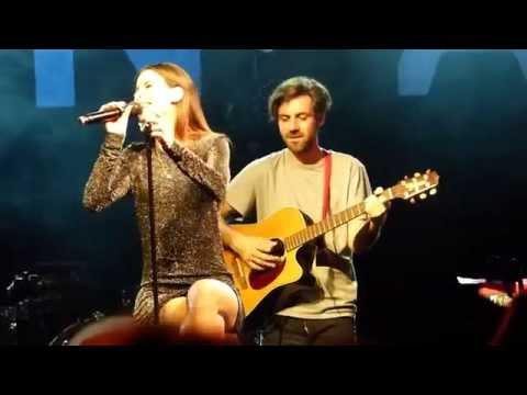 Lena  Stay with me acoustic version