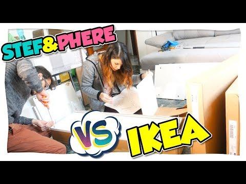 STEF e PHERE VS IKEA!!