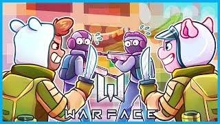 I'M SIMPLY WAY BETTER AT THIS GAME!! (Warface Funny Moments & Fails)