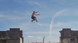 Parkour and Freerunning 2017 - Jump the World