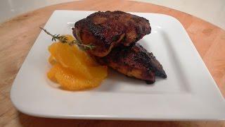 Tangy Thyme Chicken | Sanjeev Kapoor Khazana