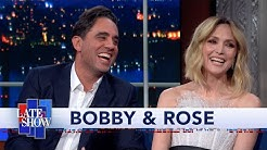 Rose Byrne & Bobby Cannavale's Kids May Be Plotting Against Them