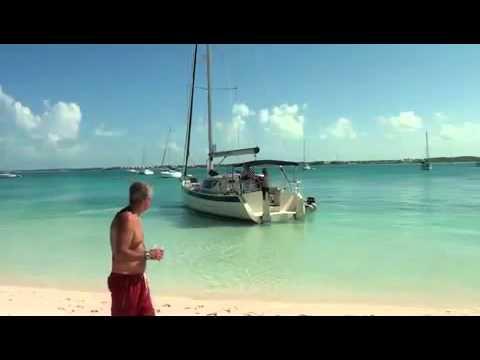 46RK Seaward Sails Shallow Water