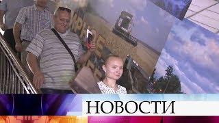 Первые подавшие заявки на гражданство России жители Донбасса получили российские паспорта.