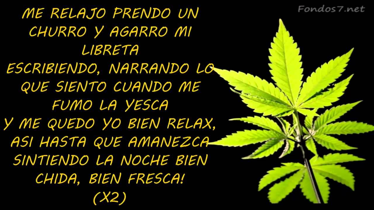 EL MEJOR RAP PARA FUMAR MARIHUANA 2014- Reisel Uno - YouTube