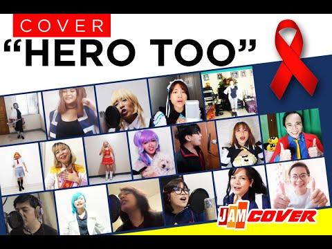 HERO TOO COVER - Boku No Hero Academia OST - JAM Cover