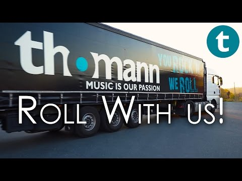 What is it like to work for Thomann?