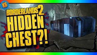 HIDDEN RAID CHEST & SECRETS - New DLC [Borderlands 2]