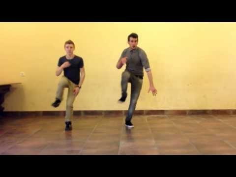 Kőrösi Roli & Doroghy Szabi   Justin Timberlake - Strawberry Bubblegum   On Silver Step dance lesson