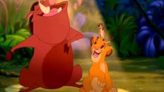 The Lion King - Hakuna Matata (French Musical)