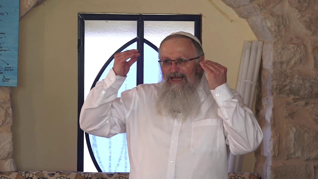 """רבי שמעון בר יוחאי  הרב שמואל אליהו   מדרשת תכלת   בהר התשע""""ט"""