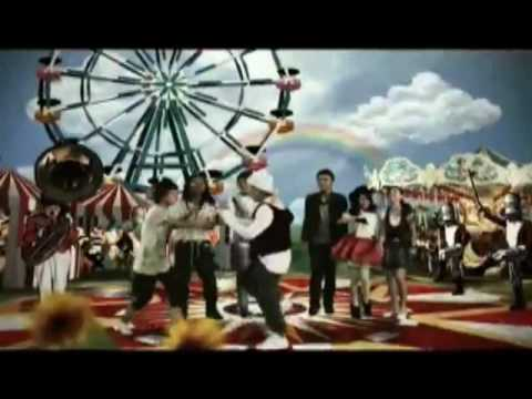 Waving flag k'naan Indonesia [Indonesian Version]